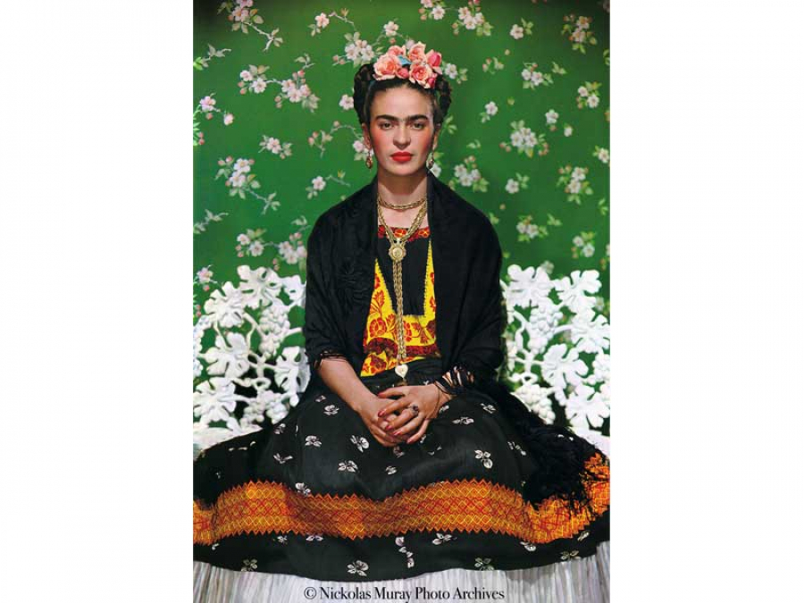 FRIDA KAHLO. THROUGH THE LENS OF NICKOLAS MURAY